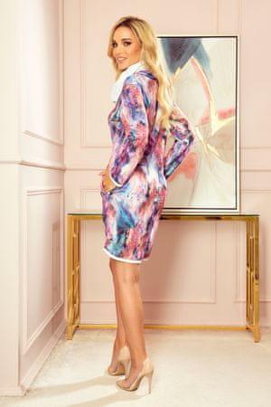 Numoco Női ruha 282-2 IRENE, többszínű, XL