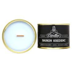 Candler Sójová sviečka Babkin kredenc, 140 g