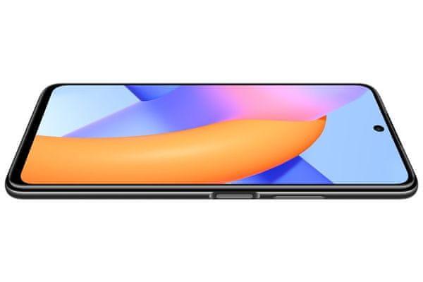 eleganten mobilni pametni telefon honor 10x lite bluetooth 5.1 z ble nfc magic ui android 10 kamera 48 mpx sprednja kamera 8 mpx odklepanje obraza visokokakovostni ips zaslon 4g lte omrežna povezava baterija z zmogljivostjo 4900 mah 4gb ram 128gb pomnilnika