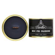 Candler Sójová sviečka Noc pri pahrebe, 140 g