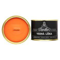 Candler Sójová sviečka Verná líška, 140 g