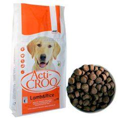 ACTI CROQ LAMB&RICE 26/12 20kg speciální krmivo pro citlivé psy jehně s rýží