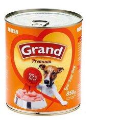 GRAND pulykás 850g 95% hús