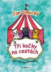 Cimický Jan: Tři kočky na cestách