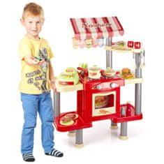 Kids World Dětský stánek s občerstvením, samostatně