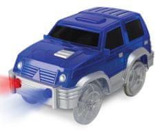 Kids World Autíčko k svítící autodráze MAXI RACE, samostatně