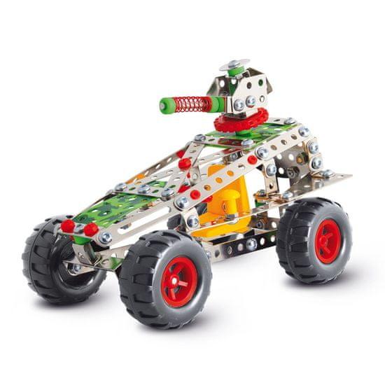 Kids World Stavebnice MARS auto 226 ks, samostatně