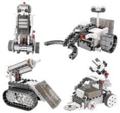 Kids World Logická stavebnice LOGIS SPACE 4v1 RC, samostatně