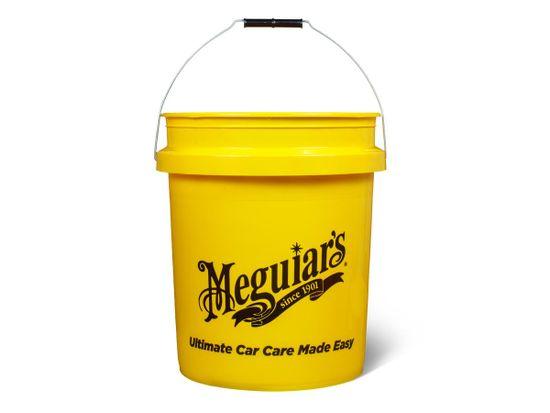 Meguiar's kbelík , prázdný, bez vložky Grit Guard, objem 19 l