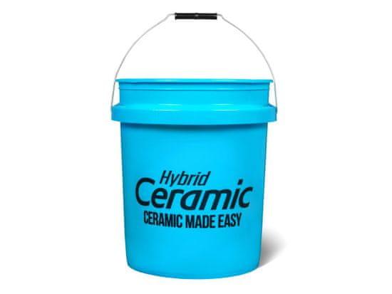 Meguiar's kbelík Hybrid Ceramic, prázdný, bez vložky Grit Guard, objem 19 l