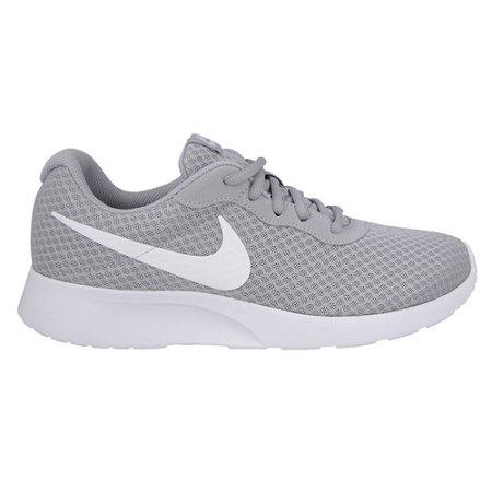 Nike TANJUN, 20   BIEGANIE NSW   MEN   LOW TOP   WILK SZARY / BIAŁY   12