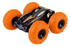 Kids World TORNADO RC stunt car 4x4 40 MHz, samostatně