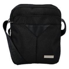 Coveri WORLD Menšia športová taška Coveri Timmy, čierna