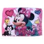 """2 - EUROSWAN Dětský ručník na ruce a obličej """"Minnie mouse"""" - 40x30 cm - růžová"""
