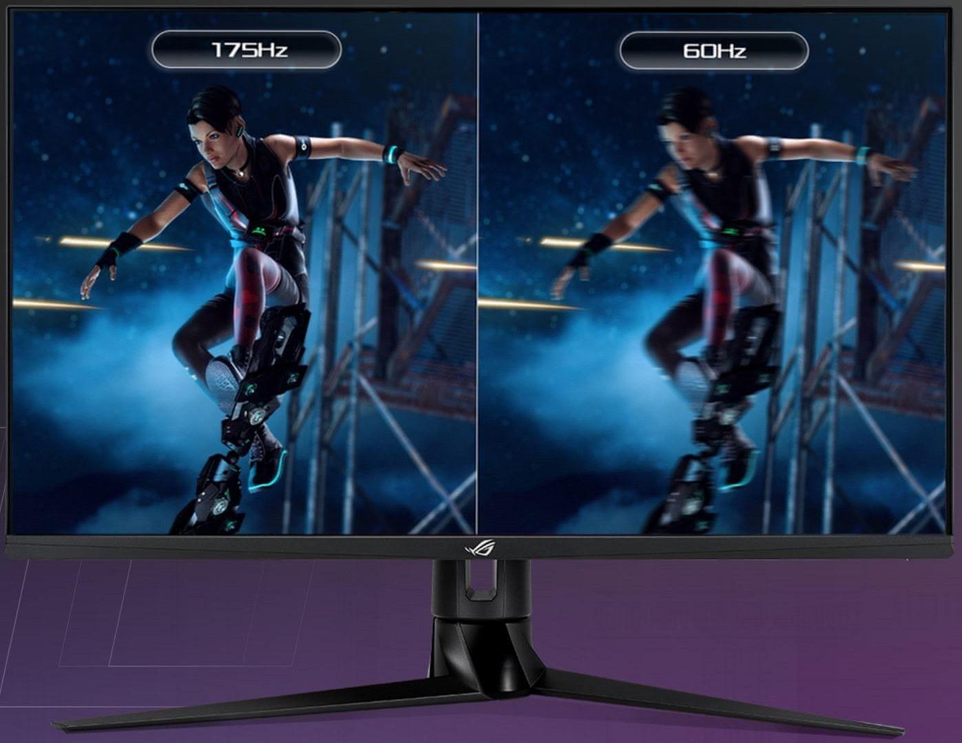 Monitor gamingowy Asus PG329Q (90LM06L0-B01170) full hd 165 hz bez cięcia