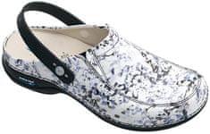 Nursing Care BERLIM pracovní kožená pratelná obuv s certifikací dámská s páskem inverno WG4APF13 Nursing Care Velikost: 35