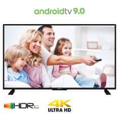 Manta 50LUA120S 4K UHD DLED televizor, Android TV, Wi-Fi, HDR10