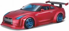 Maisto Nissan GT-R - piros