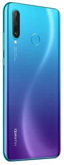 Huawei P30 Lite pametni telefon, 256 GB, moder, HiVision, GPU Turbo 2.0