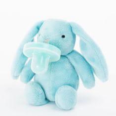 Minikoioi Sleep Buddy dječja duda s plišanom igračkom, plavi zec