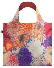 LOQI Zložljiva nakupovalna vrečka Mad Japanese