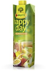 Rauch HAPPY DAY šťava multivitamín 100% 1l (bal. 12ks)