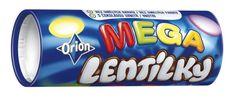 ORION lentilky mega 60g (bal. 24ks)