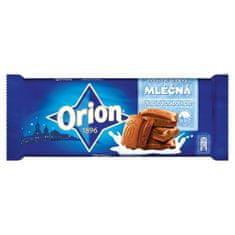 ORION  čokoláda mliečna 100g (bal. 20ks)