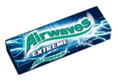 AIRWAVES žuvačky extreme 14g (bal. 30ks)