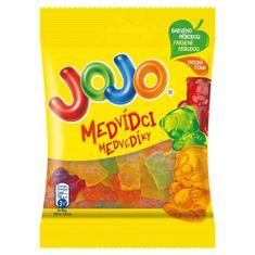 JOJO JOJO cukríky želé medvedíky 80g (bal. 32ks)