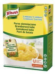 Knorr Zem. Kaša s mliekom 4kg 4000g