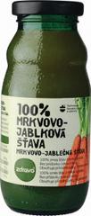 Zdravo šťava 100% mrkvovo-jablková 0,200l (bal. 10ks)