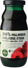 Zdravo ZDRAVO šťava 100% malinovo-jablková 0,200l (bal. 10ks)