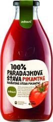 Zdravo ZDRAVO šťava 100% paradajková pikant 0,750l (bal. 6ks)