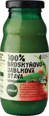 Zdravo šťava 100% broskyňovo-jablková 0,200l (bal. 10ks)