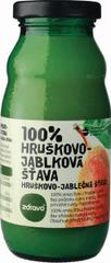 Zdravo ZDRAVO šťava 100% hruškovo-jablková 0,200l (bal. 10ks)