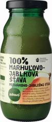 Zdravo ZDRAVO šťava 100% marhuľovo-jablková 0,200l (bal. 10ks)