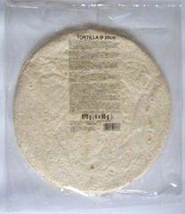BOOM SNACK Placka kukuričná TORTILLA maxi 30cm/ 6ks 570g (bal. 20ks)