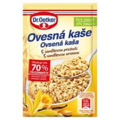 DR. OETKER Ovsená kaša Natural s prirodnou vanilkou 62g 62g (bal. 18ks)