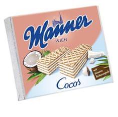 Manner MANNER oblátky kokosové 75g (bal. 12ks)