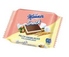 Manner oblátky mliečno-orechové s celozrn.vločkami 25g (bal. 30ks)