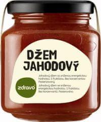 Zdravo džem jahoda 300g (bal. 6ks)
