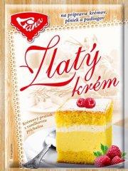 LIANA Zlatý krém krémový prášok s vanilkovou príchuťou 40g (bal. 32ks)