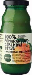 Zdravo  šťava 100% pomarančovo-jablková 0,200l (bal. 10ks)