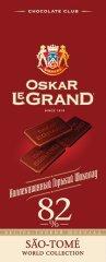 MILLENNIUM tmavá čokoláda Oskar le Grand 82g (bal. 20ks)