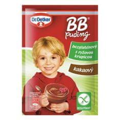 Dr. Oetker BB puding kakaový bez lepku 58g (bal. 20ks)