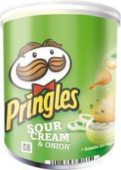 PRINGLES snack smotana cibuľa 40g (bal. 12ks)