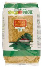 Gold Pack cukor trstinový 1000g (bal. 10ks)