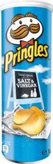 PRINGLES chips soľ-ocot 165g (bal. 19ks)
