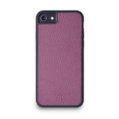 Lemory Kožený kryt PROTECT pro iPhone 7/8/SE - fialová